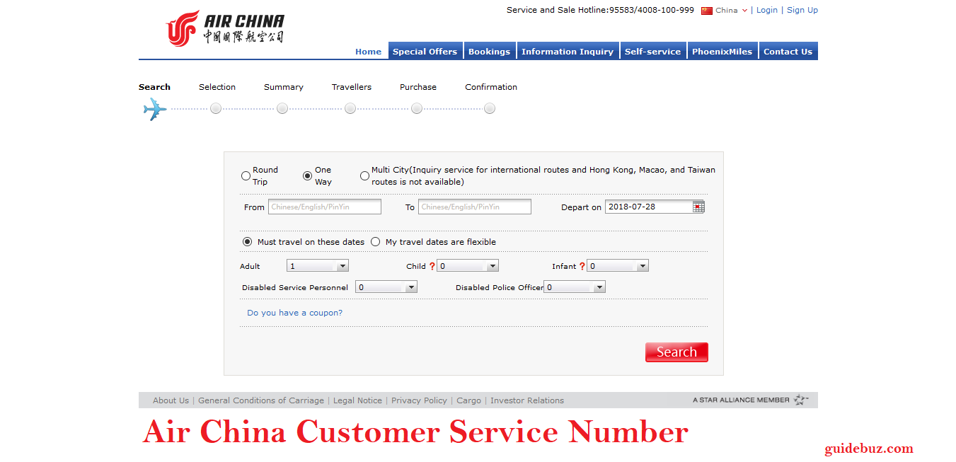 AIr China Customer Service Number.png