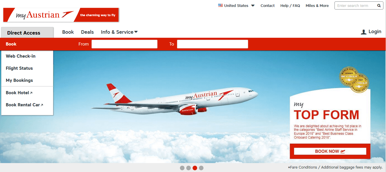 Austrian Airlines Manage My Booking.png