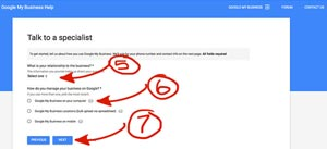 Fix Various Google Related Issues Through Live Person Support at Google