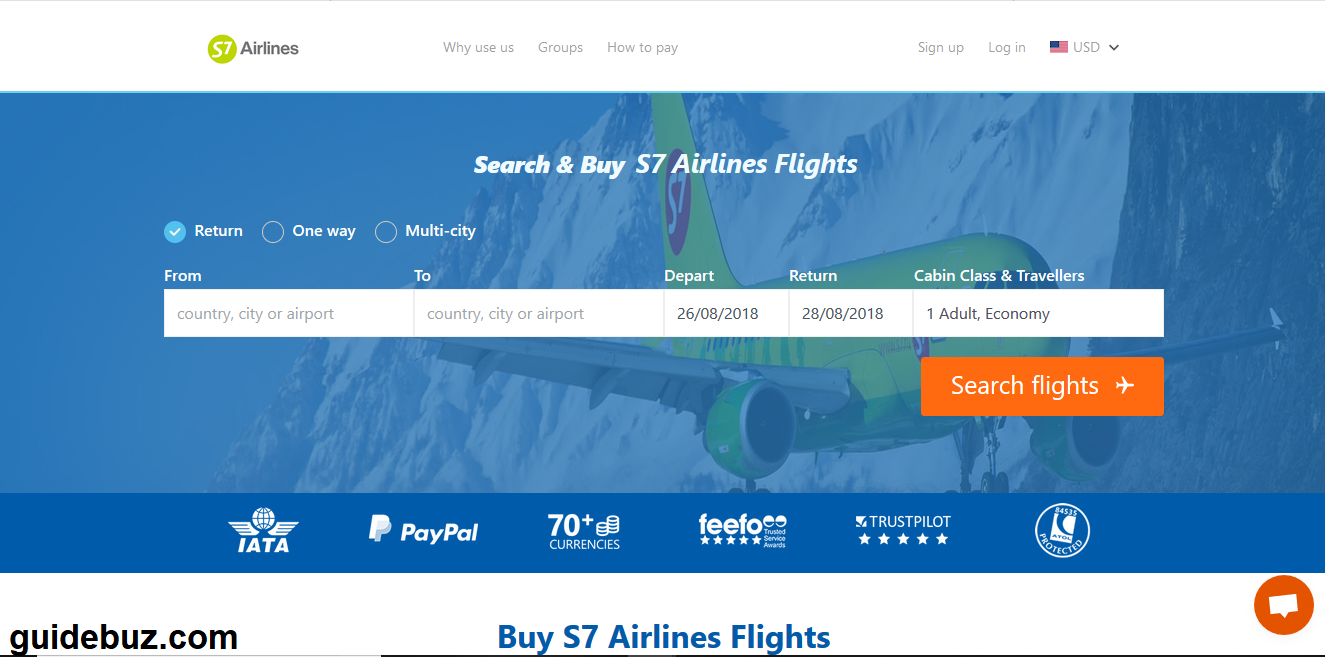 Globus Airlines Flights & Booking.png