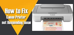 How to fix issues with Canon Printers