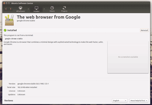 How to installed google chrome in ubuntu