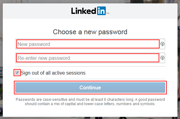 LinkeIn password.png
