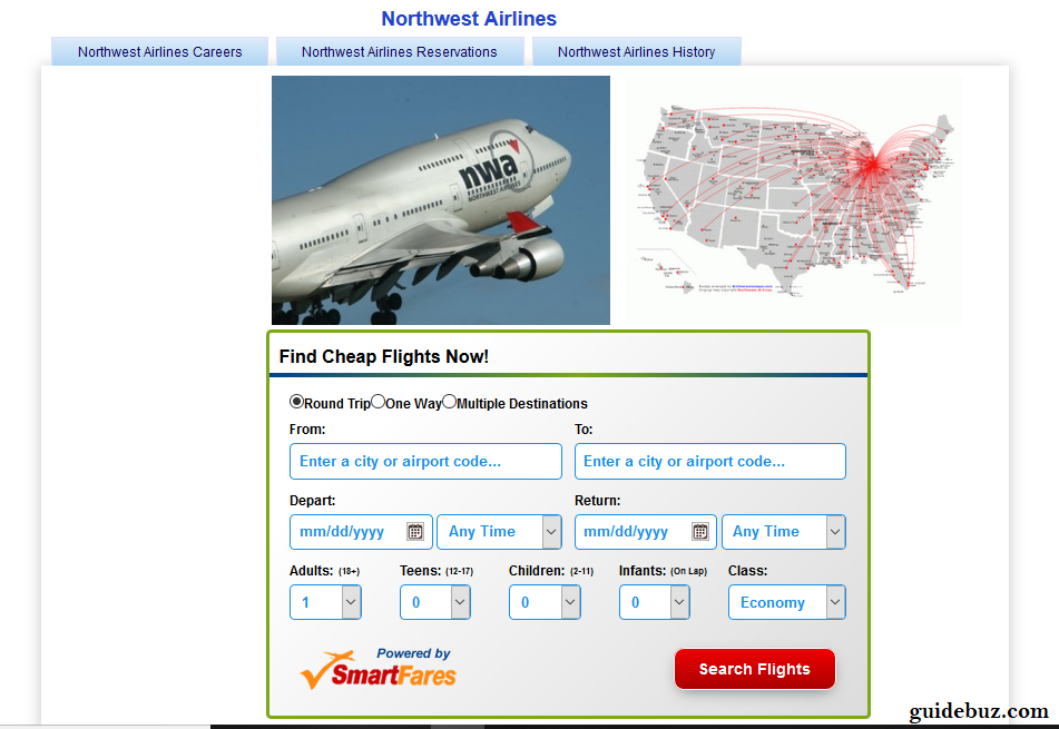 Northwest Airlines Customer Service.png