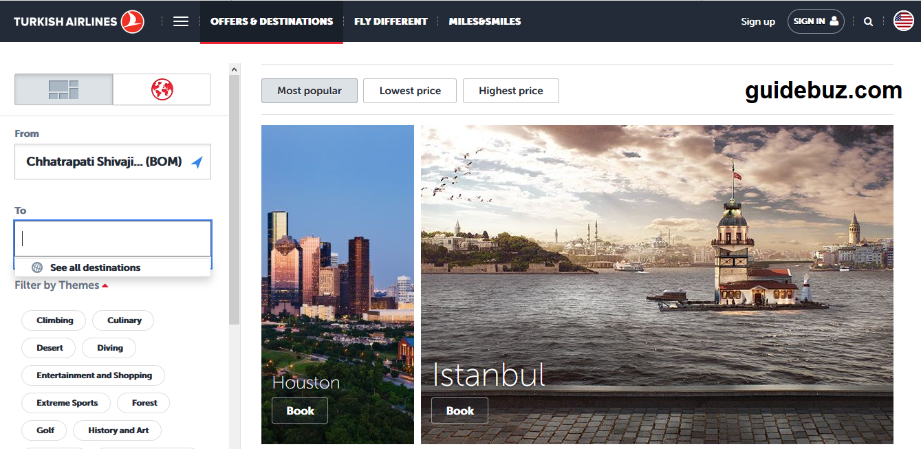 Turkish Airlines Reservations Number.png