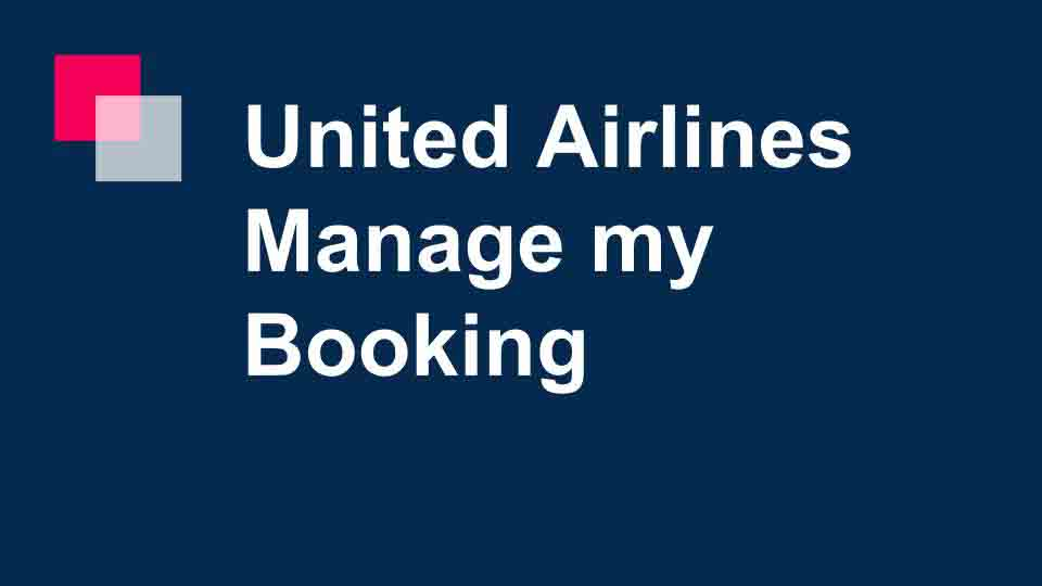 United Airlines Manage my Booking.jpg