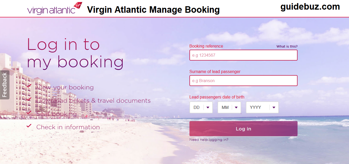 Virgin atlantic flight booking : Can you use us currency in