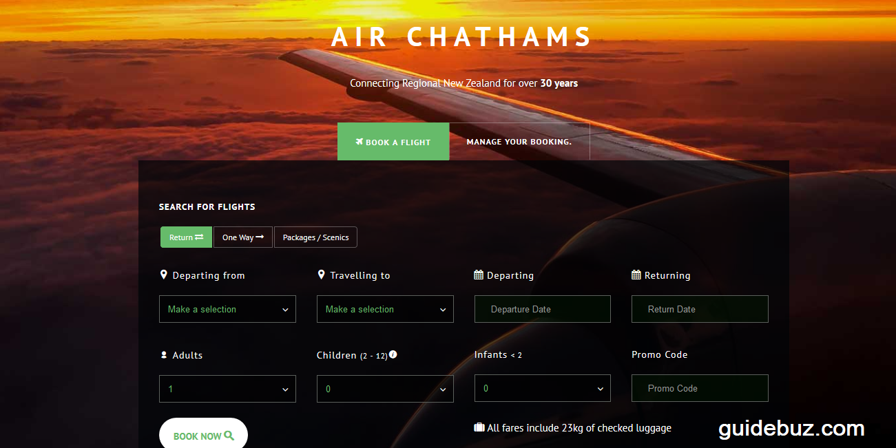 air-chathams customer service.png
